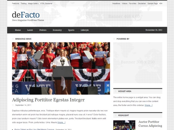 defacto-theme-wordpress-premium