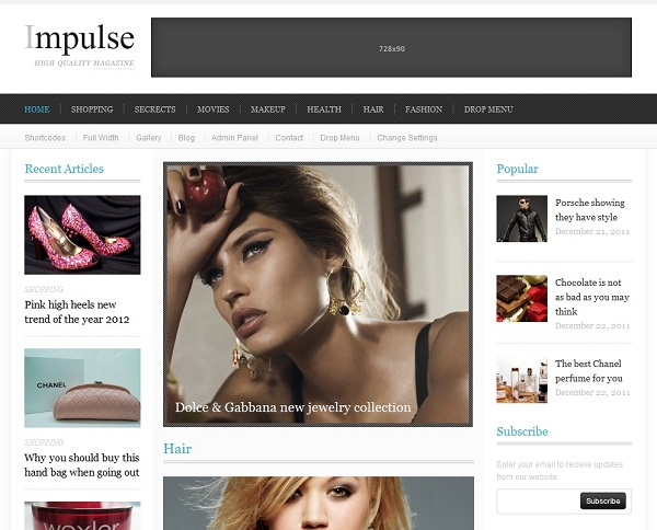 impulse-theme-wordpress-premium