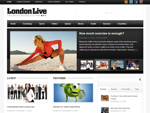 londonlive-theme-wordpress-premium