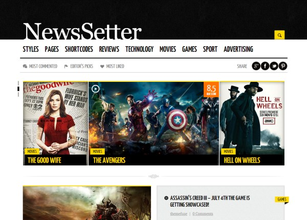 newssetter-theme-wordpress-premium