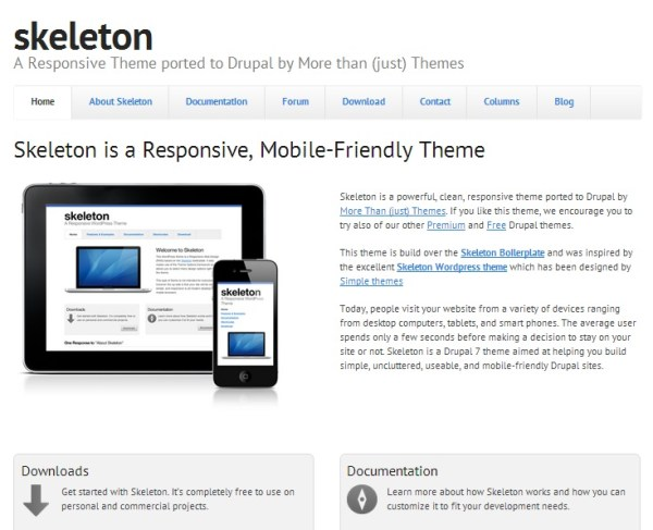 skeleton-theme-drupal-gratuit