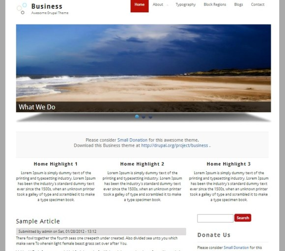 business-theme-drupal-gratuit