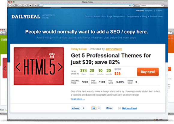 dailydeal-theme-wordpress-premium