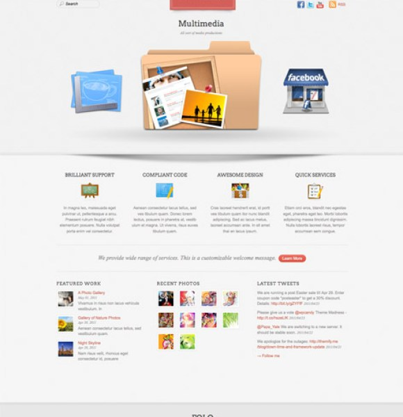 folo-theme-wordpress-premium