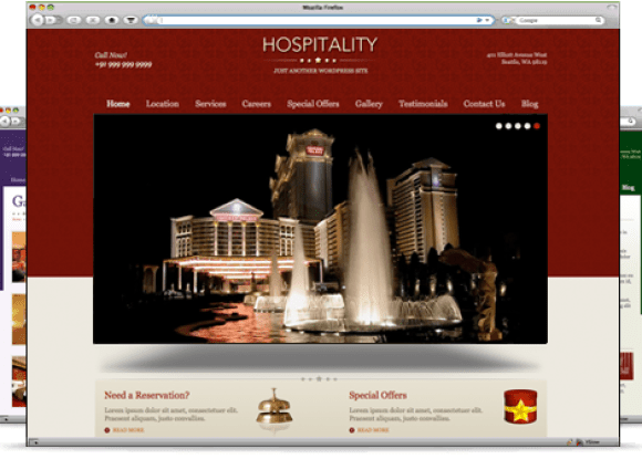 hospitality-theme-wordpress-premium