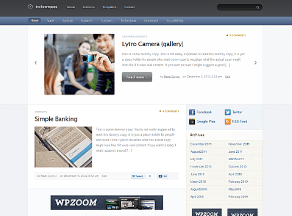 techcompass-theme-wordpress-premium