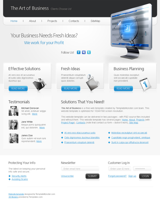 theartofbusiness-template-html-gratuit