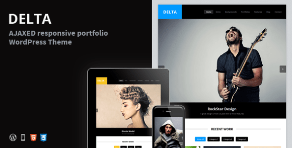 delta-theme-wordpress-portfolio