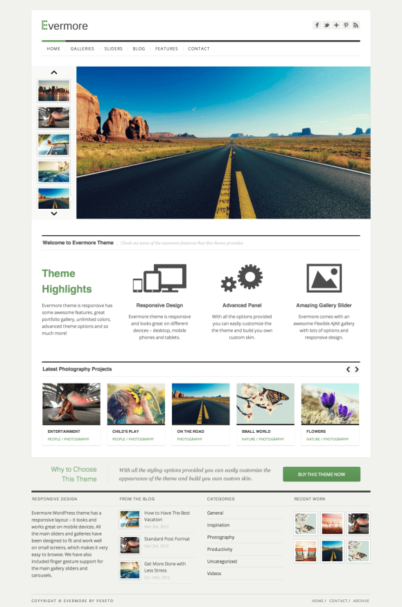 evermore-theme-wordpress-portfolio