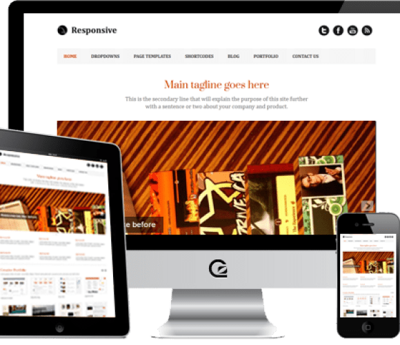 responsive-theme-wordpress-portfolio