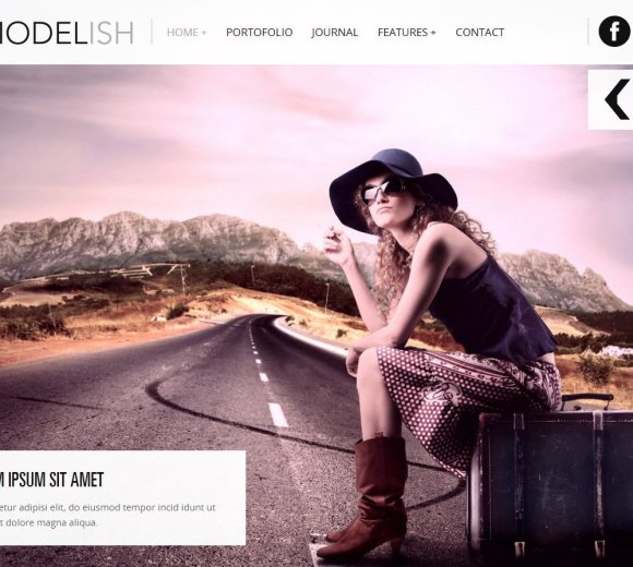modelish-template-html-photographie