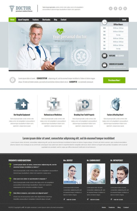 doctor-theme-wordpress-site-medical-pharmacie-clinique