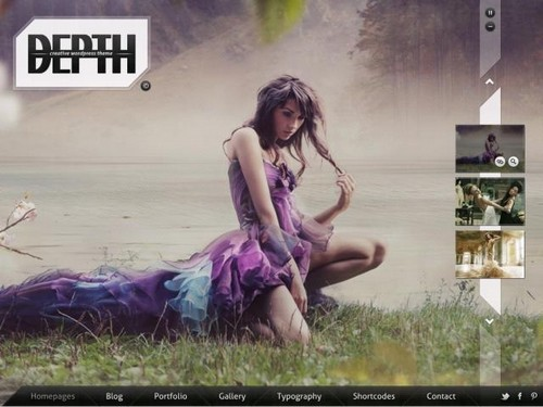 depth-theme-wordpress-photographie