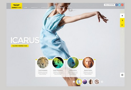 icarus-theme-wordpress-photographie