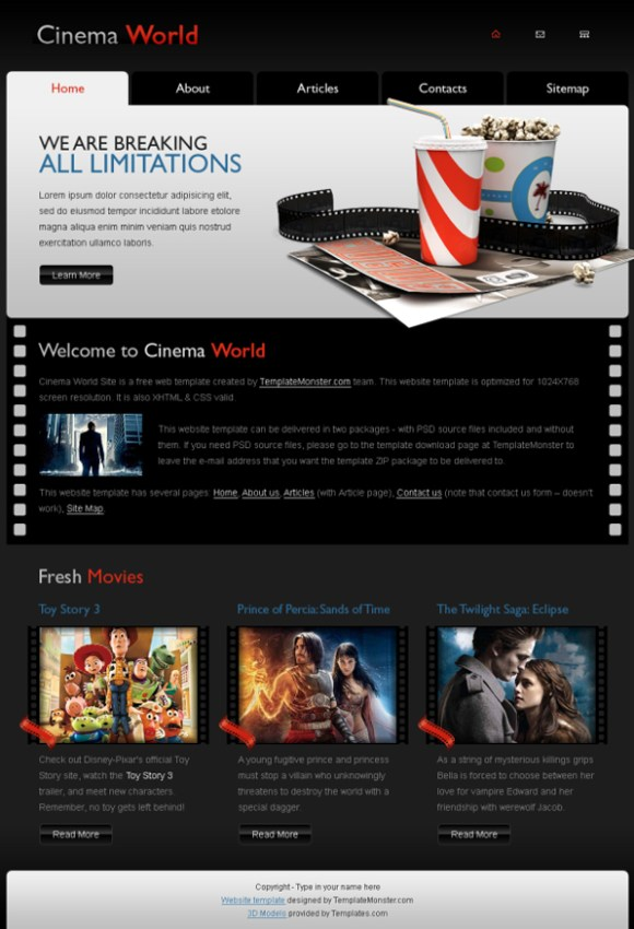 cinemaworld-template-html5-cinema-film