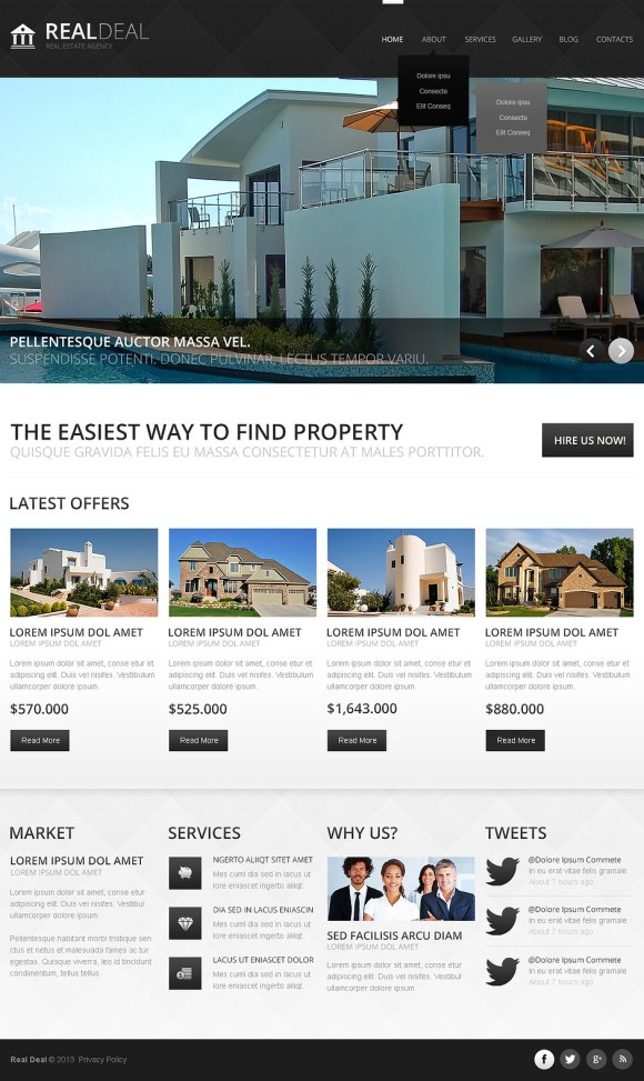 realdeal-template-joomla-immobilier
