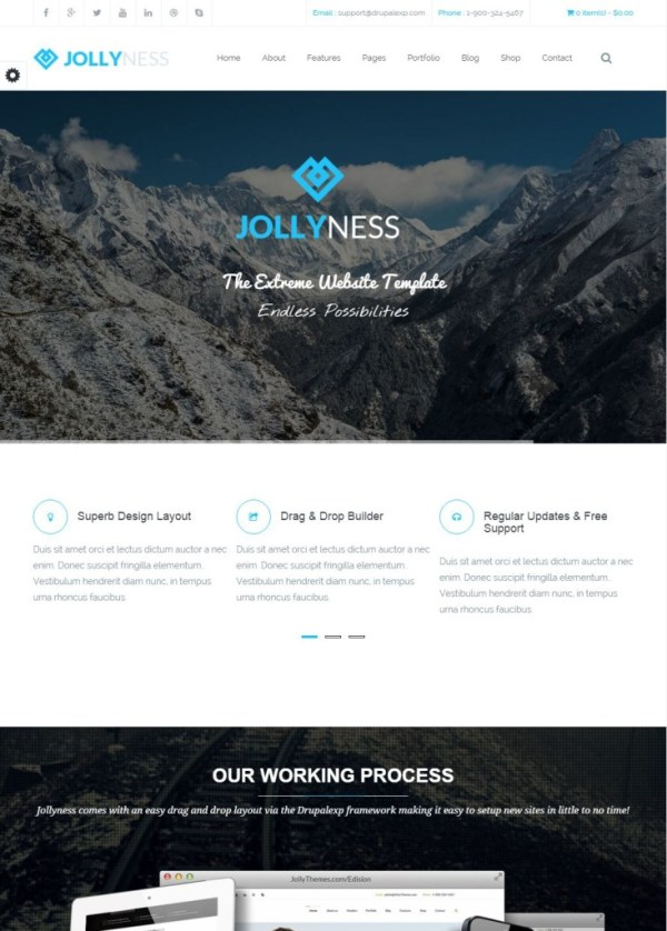 jollyness-theme-drupal