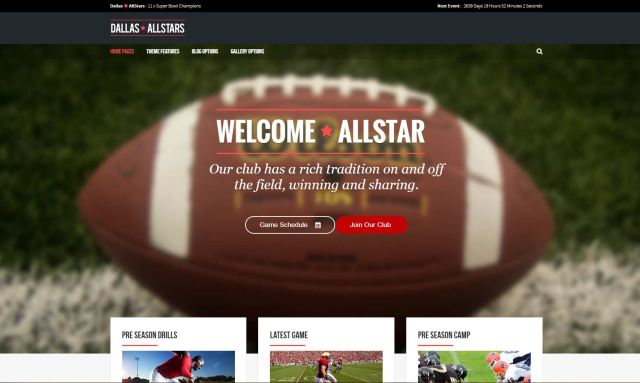 allstar-theme-wordpress-site-sport