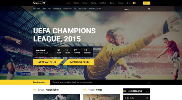 wpsoccer-theme-wordpress-site-sport