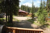 View from Cabin 17