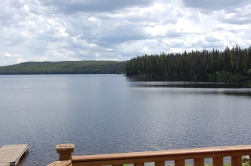 View from Cabin 2