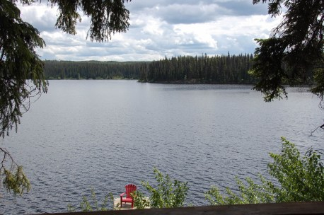 View from Cabin 20