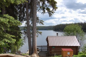 View from Cabin 4
