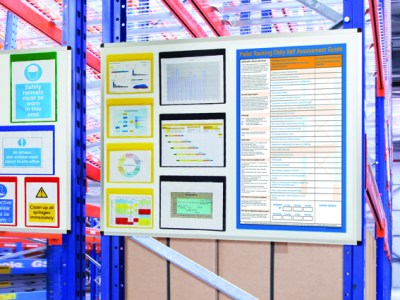 Pallet racking check list