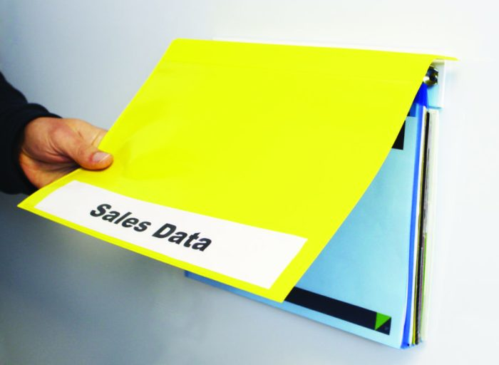 Ring binder covers