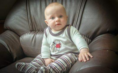 Bébé à 8 mois : Son développement