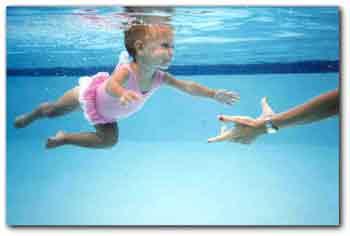 Les Bébés nageurs