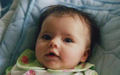 Bébé à 5 mois : Sa croissance