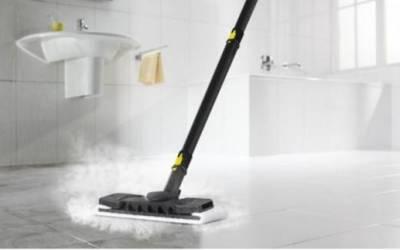 Assainir son intérieur avec un nettoyant vapeur