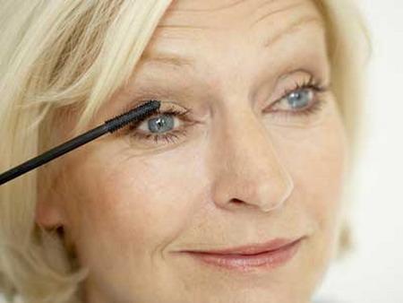Best makeup for older women