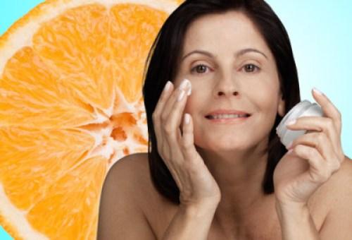Face Cream with Vitamin C