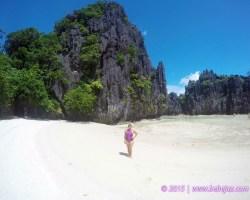 Hidden Beach – El Nido Palawan