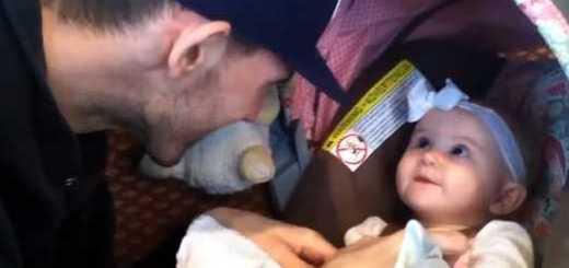 pai deixa emocionante video de despedida para filha