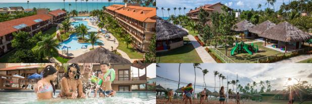 Melhores resorts em Maceió para crianças em Maceio