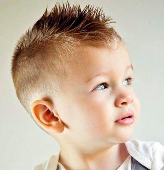corte de cabelo de meninos