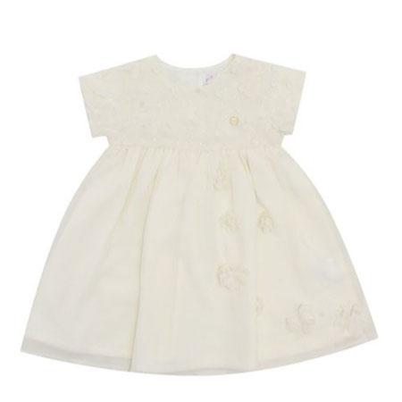 vestido batizado menina branco