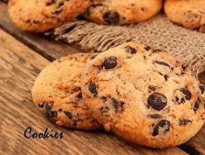 receitas para crianças fazerem cookies