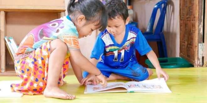 alfabetização infantil