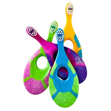 acessórios para bebê escova de dente