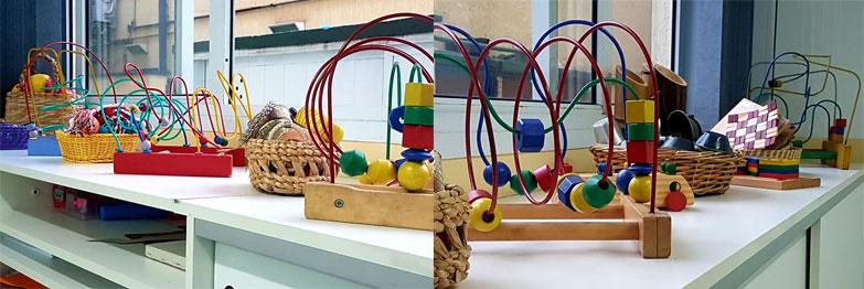 building escola atividades sensoriais 2