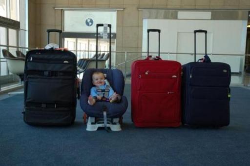 viajar embarazos bebes