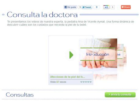Consulta virtual de Mustela
