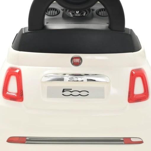 Fiat loopauto met naam