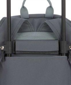 Trolley rugzak wasbeer met naam
