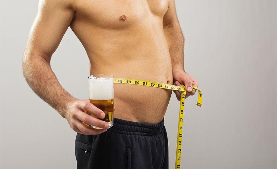 como perder barriga de cerveja