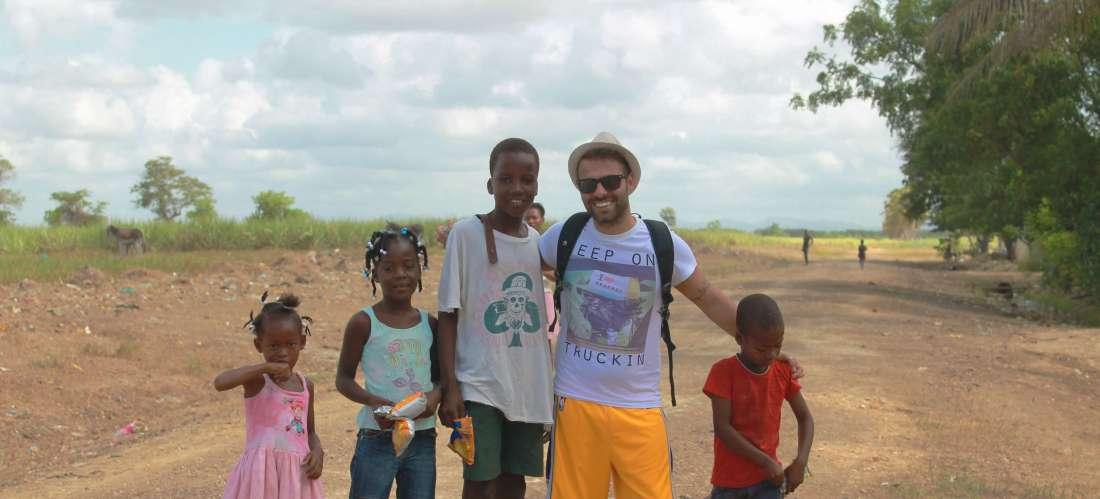 safari repubblica dominicana bambini